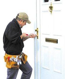 door lock security